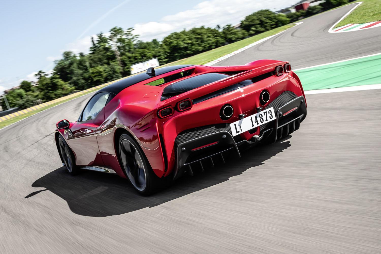 Sf Wie Science Fiction Ferrari Sf90 Stradale Grip Das Motorevent
